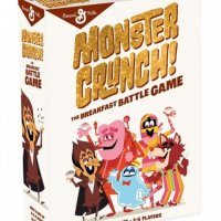 Monster Crunch Board Game