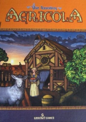 agricola board game review