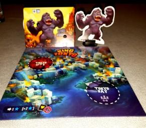 King of Tokyo King Kong Review