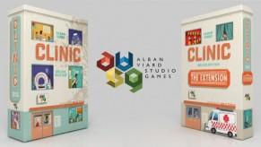 CliniC Deluxe Kickstarter