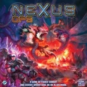 Nexus Ops 2nd Edition