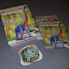 Evolution board game review