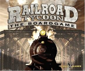 Railroad Tycoon Board Game