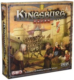 Kingsburg board game review