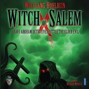 Witch of Salem Board Game