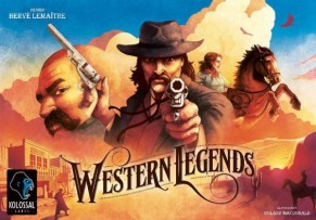 It Came From the Tabletop! - Western Legends and Thunder Road