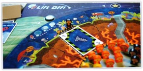 Barnes on Games: Lift-Off in Review, Forbidden Stars, Victory Point Games stuff