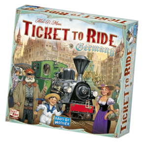 Ticket to ride guide