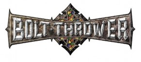 Bolt Thrower: #2015 Game of the Year