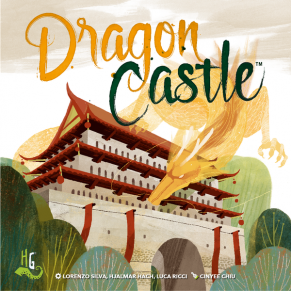 Dragon Castle Board Game Review