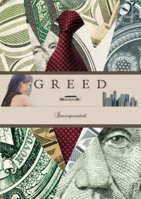 Greed Incorporated Board Game