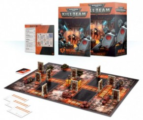 Warhammer 40k Kill Team Arena review