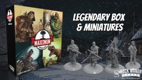 Maximum Apocalypse: Legendary Edition Kickstarter