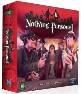Nothing Personal Board Game