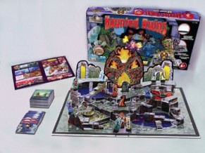 Haunted Ruins Board Game