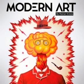 Modern Art Card Game Review