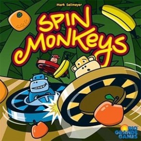 Spin Monkeys - Board Game Review