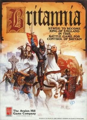 Britannia board game