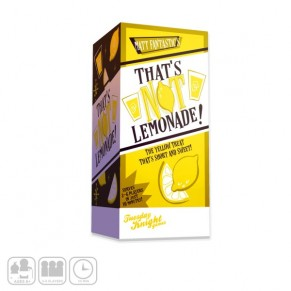 That's Not Lemonade