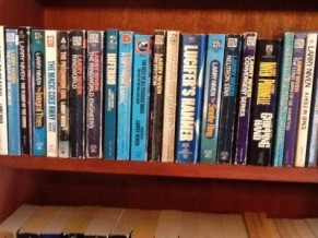 Engineer Al's Sci-Fi Library: Larry Niven