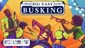 Big Easy Busking Kickstarter