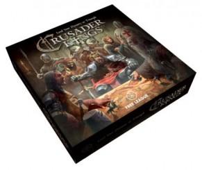 Crusader Kings board game coming to Kickstarter