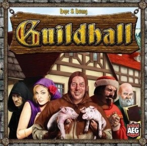 Guildhall Card Game