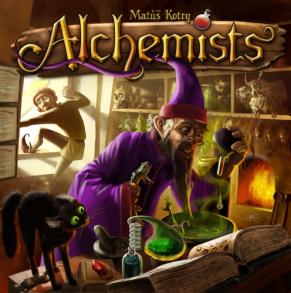 Alchemists - A Creativity Quest Review