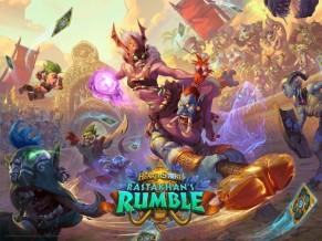 Hearthstone Rastakhan's Rumble Review