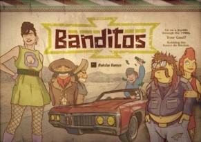 Banditos Board Game