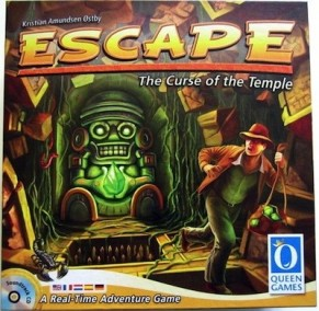 Throw Me The Idol! - Escape: The Curse of the Temple Review