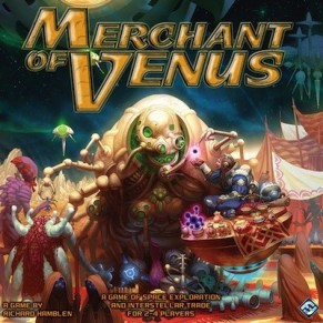 Even I Get Boarded Sometimes - Merchant of Venus Review
