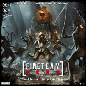 Barnes on Games- Fireteam Zero H2H with Raf, Descent RTL, WHQ: Silver Tower