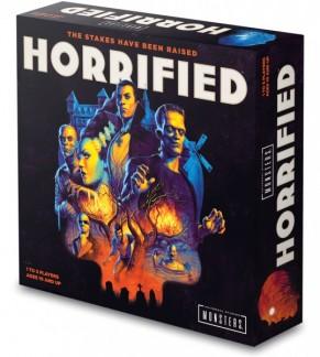 Horrified: Universal Monsters Board Game