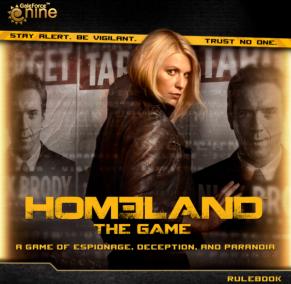 Barnestorming- Homeland in Review, Mega Man 3, Auro, The Oscars