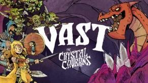 Vast Crystal Caverns Review