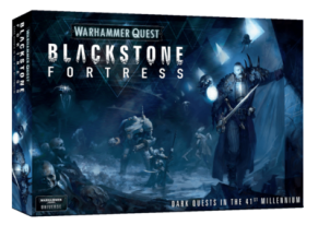 Warhammer Quest Blackstone Fortress Review