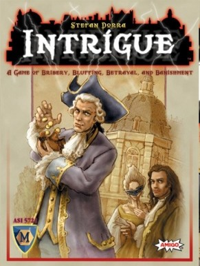 Put Down the iPad and Pick Up the Knife - Intrigue Review