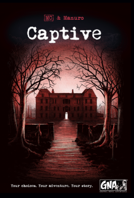 Captive Graphic Novel Adventures Review