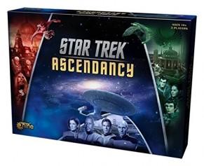 Star Trek: Ascendancy Board Game