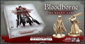 Bloodborne: The Board Game Kickstarter