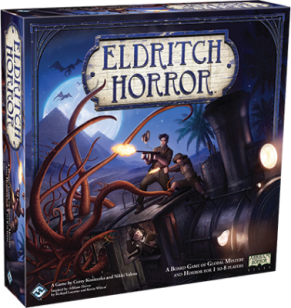 Barnestorming- Eldritch Horror in (late) Review, Dragon Quest V, The Interview, Napalm Death