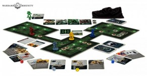 Barnes on Games #4 - Space Marine Adventures and Blitz Bowl