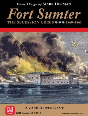 Fort Sumter Board Game Review