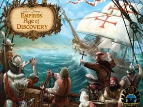 Barnes on Games- Empires: Age of Discovery and Tumult Royale in Review; A Study in Emerald