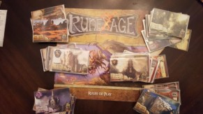 Rune Age Board Game review