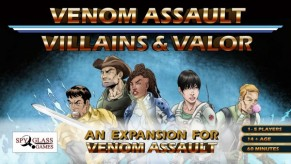 VENOM Assault Kickstarter
