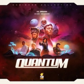 FatThursday a Boardgame Podcast presents Quantum