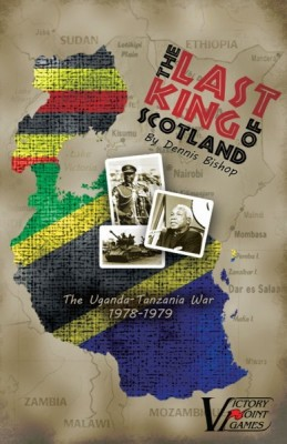 The Last King of Scotland Board Game