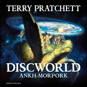 Discworld: Ankh-Morpork Board Game
